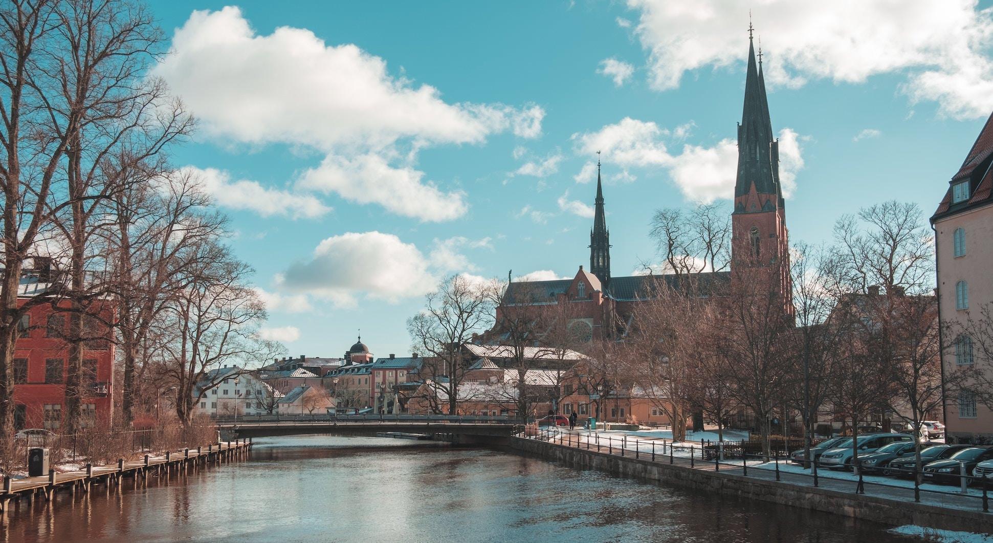 Turistaktiviteter i Uppsala