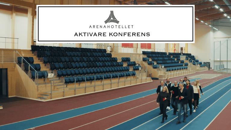 En aktiv konferens